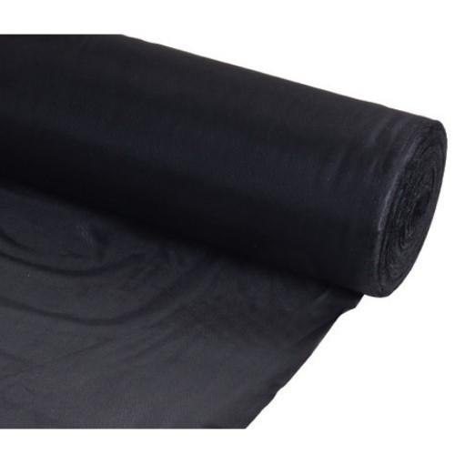 10m Cut Length Black Polyester Lining