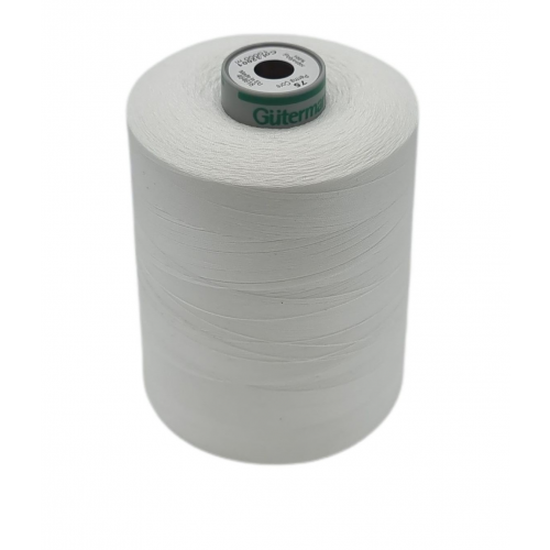 M75 Overlocking Unbleached Sewing Thread